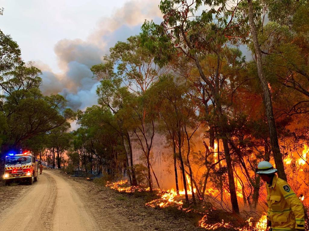 Αυστραλία: Ανυπολόγιστη οικολογική καταστροφή – Πάνω από Χιλή και Αργεντινή ο καπνός τωνπυρκαγιών