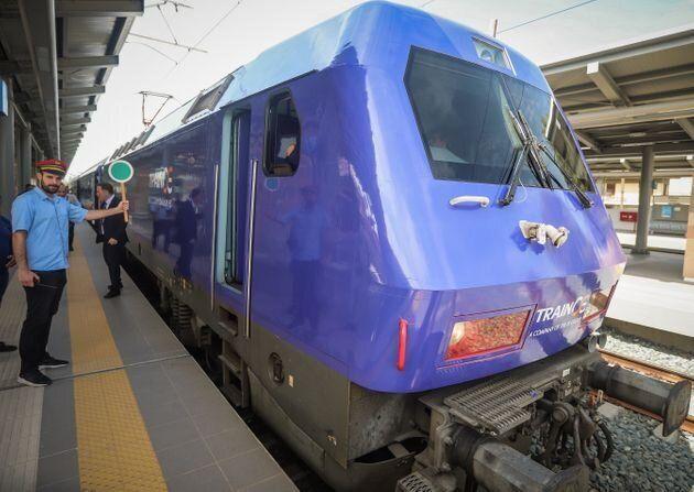 Επανέρχεται το τρένο Κόρινθος –Ναύπλιο