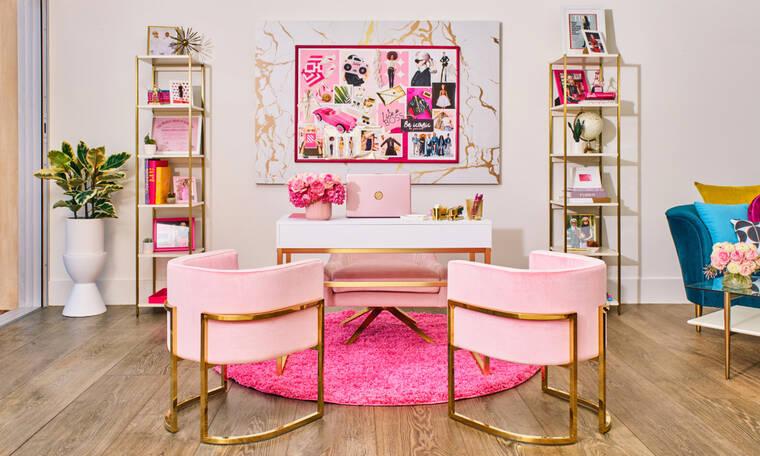 Ένα Airbnb εμπνευσμένο από το σπίτι της Barbie – Θα το λατρέψετε(pics)