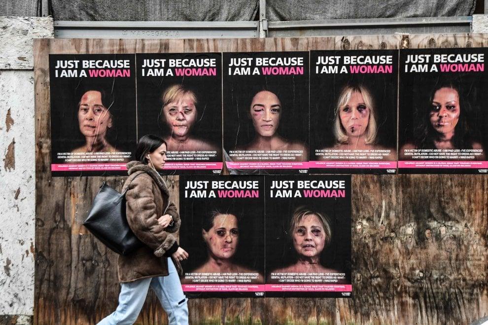 Κραυγή αγωνίας από «κακοποιημένες» ισχυρέςγυναίκες