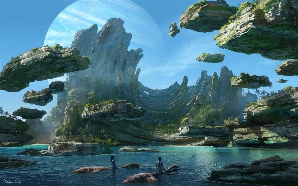 Πρώτες εικόνες από τα νέα«Avatar»