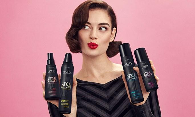 Προϊόντα HairX StyleSmart