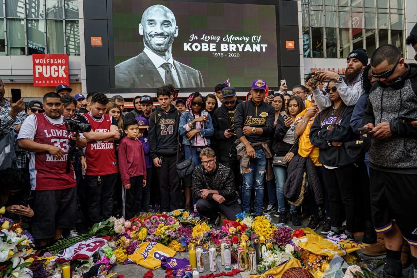Αυτά είναι τα 9 θύματα του μοιραίου ελικοπτέρου του Kobe Bryant |Photo