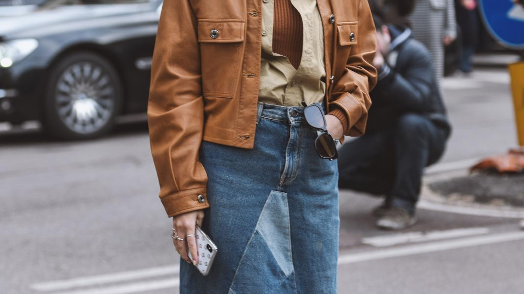 Αντίο πλισέ -Αυτό το στιλ φούστας θα γίνει η νέα fashion εμμονή τηςσεζόν