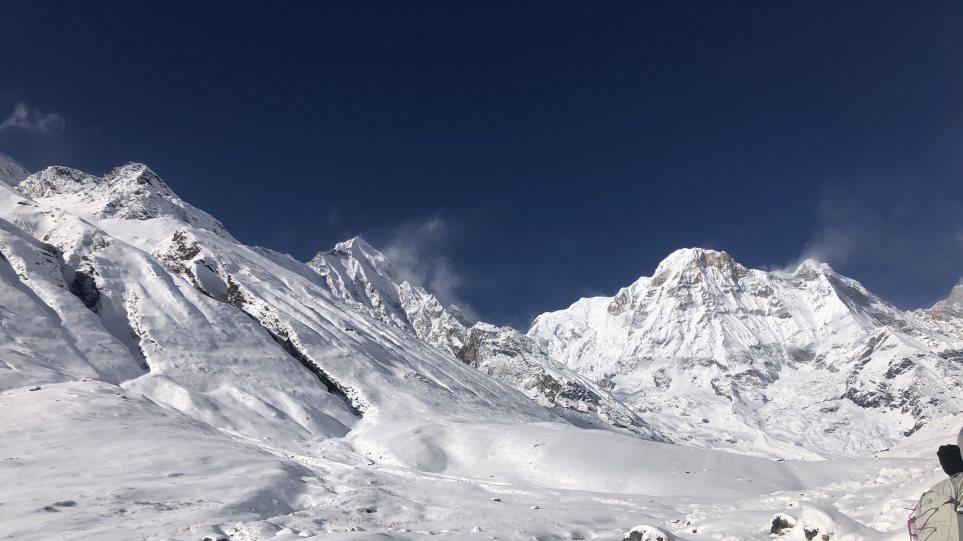 Νεπάλ: Επτά αγνοούμενοι έπειτα από χιονοστιβάδα σταΙμαλάια