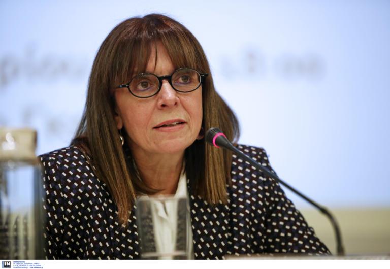 Η Αικατερίνη Σακελλαροπούλου η πρόταση του Μητσοτάκη για Πρόεδρος τηςΔημοκρατίας