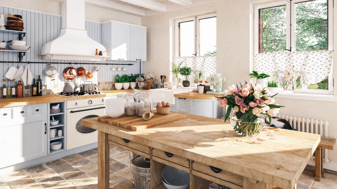 Το home deco trend που επιστρέφει από τα 50s, είναι εμπνευσμένο από το σπίτι της γιαγιάς -Vintage καιπρακτικό