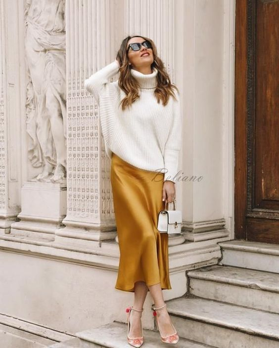 Πείτε αντίο στη slip skirt: Aυτή είναι η φούστα τηςάνοιξης