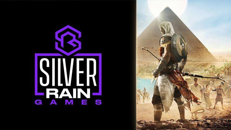 Voice actor του Assassin's Creed Origins άνοιξε δικό του gamingστούντιο