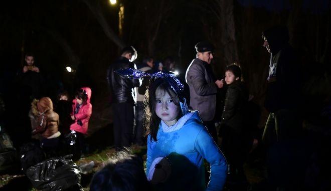 Έβρος: Προς τα νότια και τις παραποτάμιες περιοχές μετακινούνται οι μετανάστες – 24.200αποτροπές