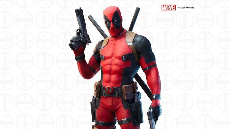 Ο Deadpool ήρθε στο Fortnite(ΒΙΝΤΕΟ)
