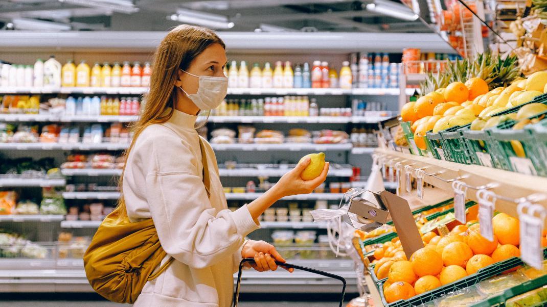 Είναι επίσημο: Παράταση για την χρήση μάσκας στα σούπερμάρκετ