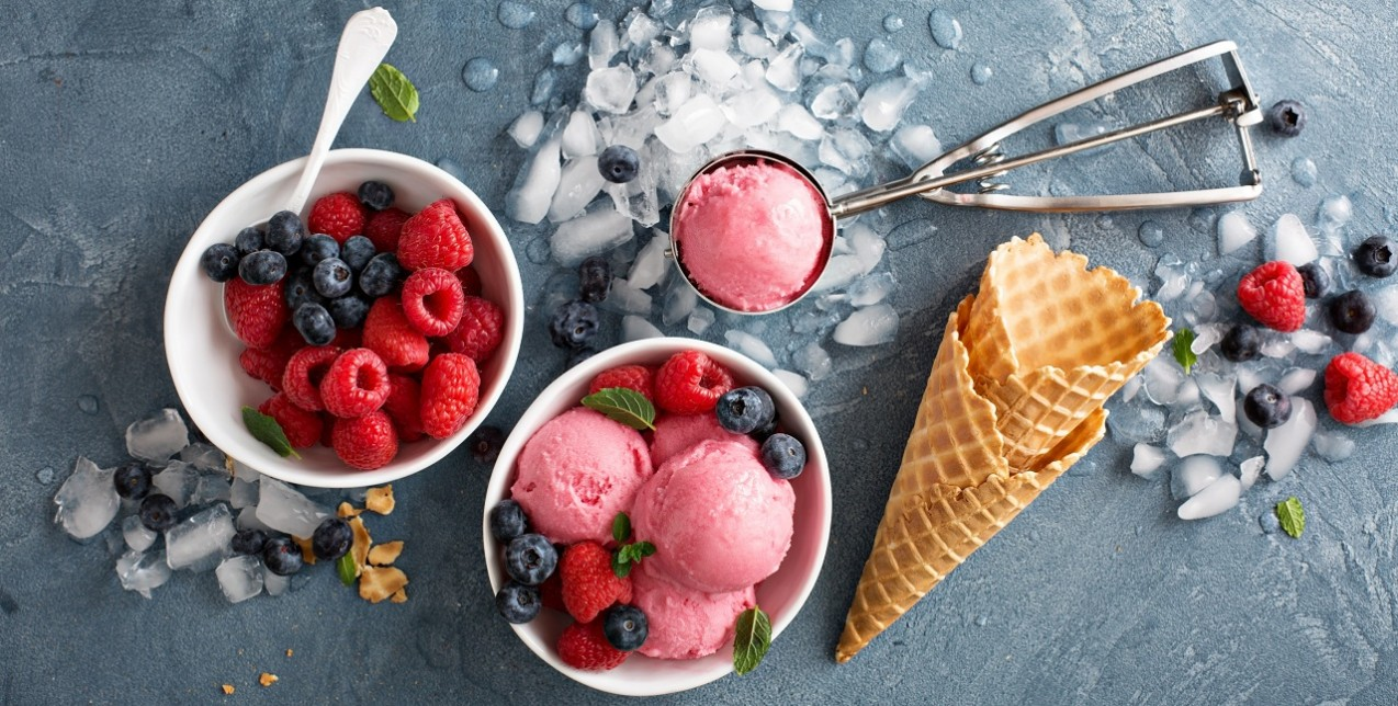 Time for Dessert: 4 σπιτικά vegan παγωτά με φρούτα για απόλαυση χωρίς τύψεις στο πασχαλινό τραπέζι και όχιμόνο