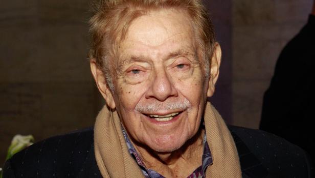 Πέθανε ο κωμικός Τζέρι Στίλερ σε ηλικία 92ετών