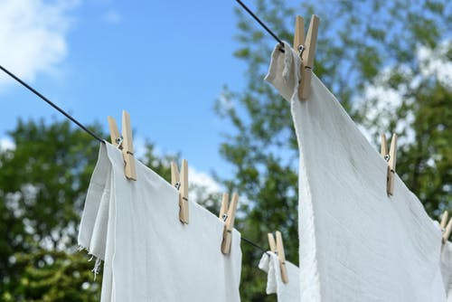 How to wash your clothes if you've been exposed tocoronavirus