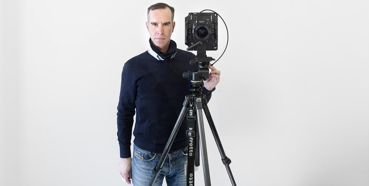 Συνέντευξη με τον κορυφαίο φωτογράφο Γιώργη Γερόλυμπο, που επιλέχθηκε να φωτογραφίσει το νέο Μουσείο του Λούβρου στο ΆμπουΝτάμπι