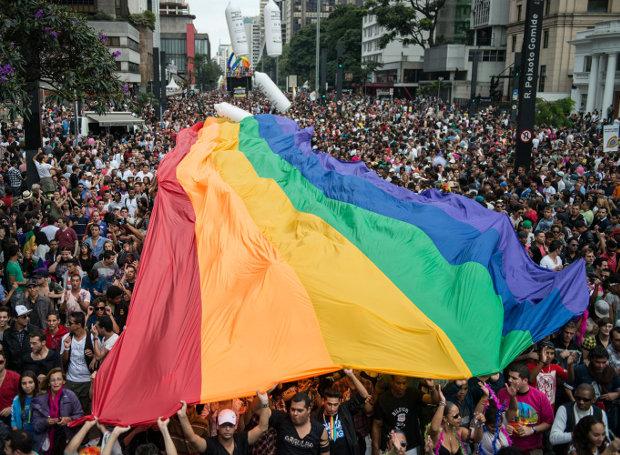 Διεθνής Ημέρα ΟμοφυλοφιλικήςΥπερηφάνειας