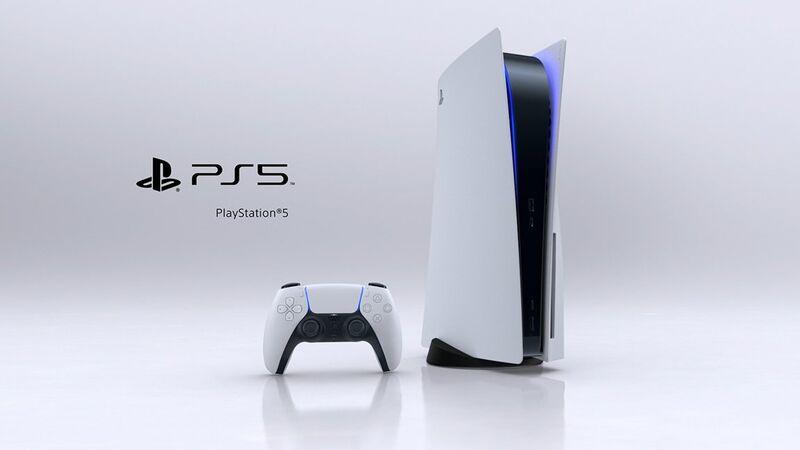 Αυτό είναι το PlayStation 5 – Αποκαλύφθηκε η εμφάνιση τηςκονσόλας