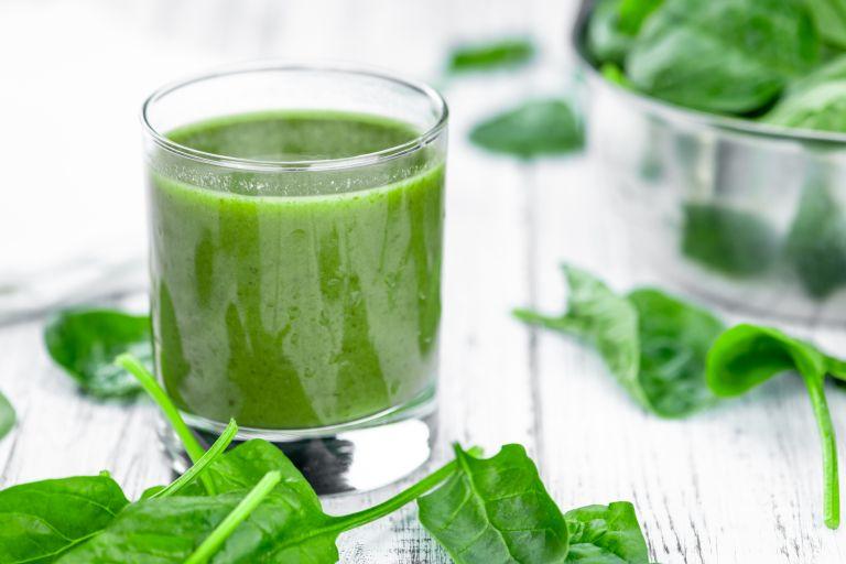 Θρεπτικό σνακ: Smoothie με πράσινοτσάι
