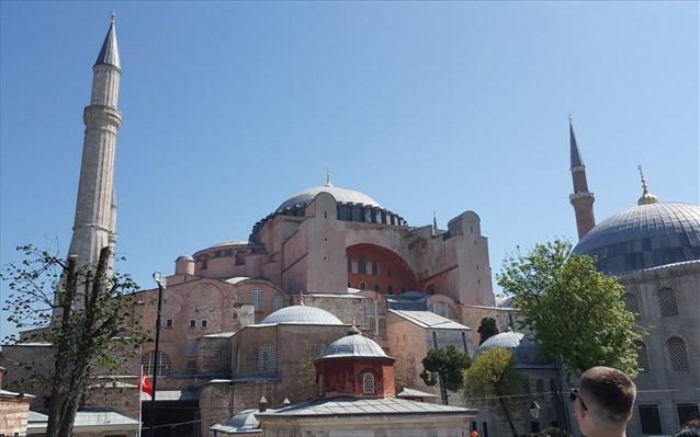 Unesco: Θα επανεξετάσει το καθεστώς της Αγίας Σοφίας μετά τη μετατροπή της σετζαμί