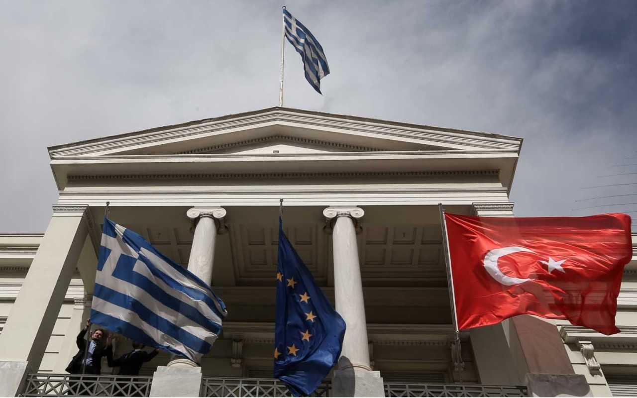 Σαφές μήνυμα του ΥΠΕΞ στην Τουρκία! «Τερματίστε άμεσα τις παράνομεςενέργειες»