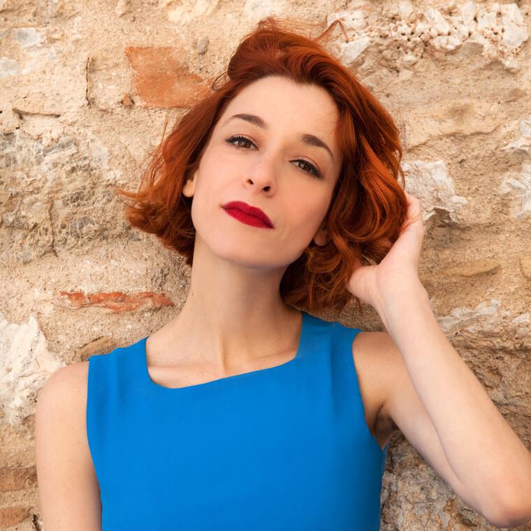 Μαρίζα Ρίζου: Έχω μέσα μου όλα τα χρώματα όπως όλοι οιάνθρωποι