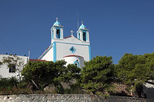 Γιατί οι εκκλησίες του Προφήτη Ηλία βρίσκονται πάντα στο ψηλότεροσημείο;
