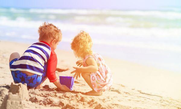 Παιχνίδια στην παραλία: Τι θα πρέπει ναπροσέξετε
