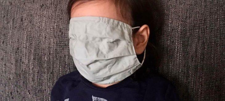 Οι μάσκες που δόθηκαν στα σχολεία είναι τεράστιες!
