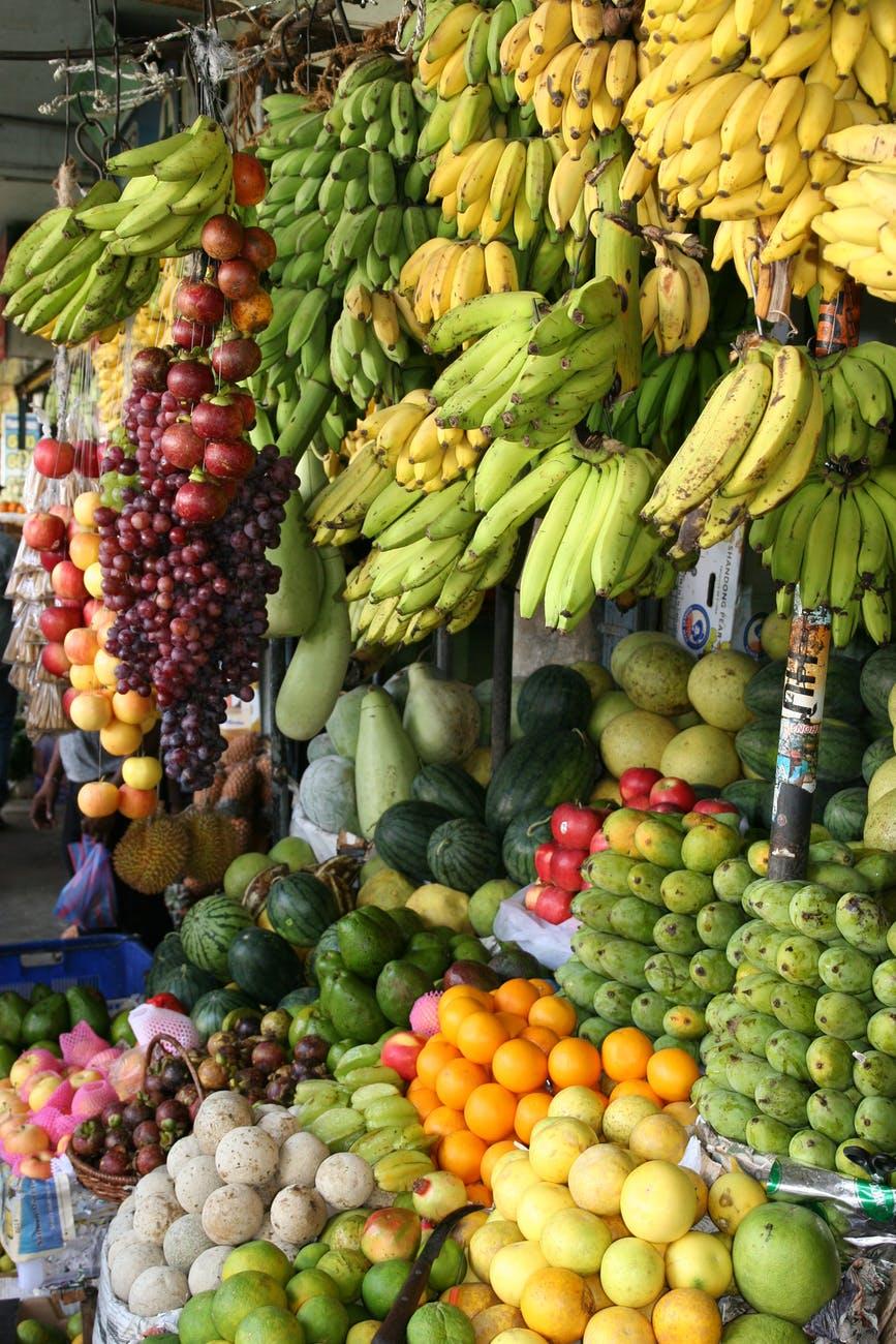 Πώς να εξαλείψεις τα υπολείμματα από φυτοφάρμακα σε φρούτα καιλαχανικά