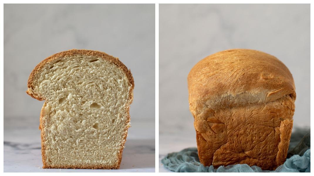 Σπιτικό ψωμί για τοστ και σάντουιτς -Το καλύτερο ψωμί που δοκιμάσατεποτέ