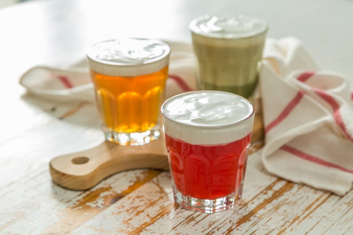 Cheese Tea: Το τσάι με κρέμα από τυρί trend και στηνΕλλάδα;