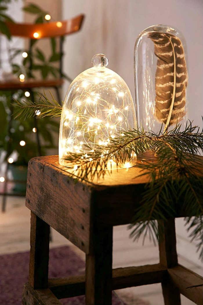 Διακόσμηση με χριστουγεννιάτικα φωτάκια: 15 άκρως δημιουργικοίτρόποι!