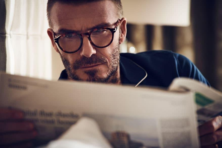 Η Νέα Συλλογή Eyewear By David Beckham Για Τον Φθινόπωρο/Χειμώνα 2020
