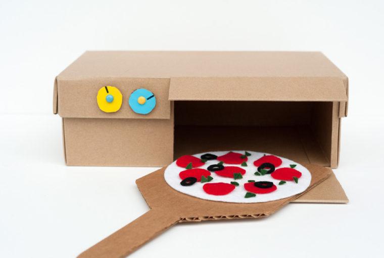 Δημιουργικό παιχνίδι στο σπίτι με τα παιδιά αξιοποιώντας ένα κουτίπαπουτσιών