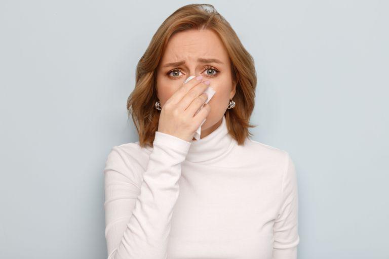 Βουλωμένη μύτη: Είναι σύμπτωμα τουκοροναϊού;
