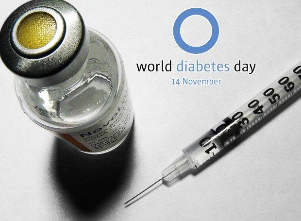 Παγκόσμια Ημέρα για τονΔιαβήτη