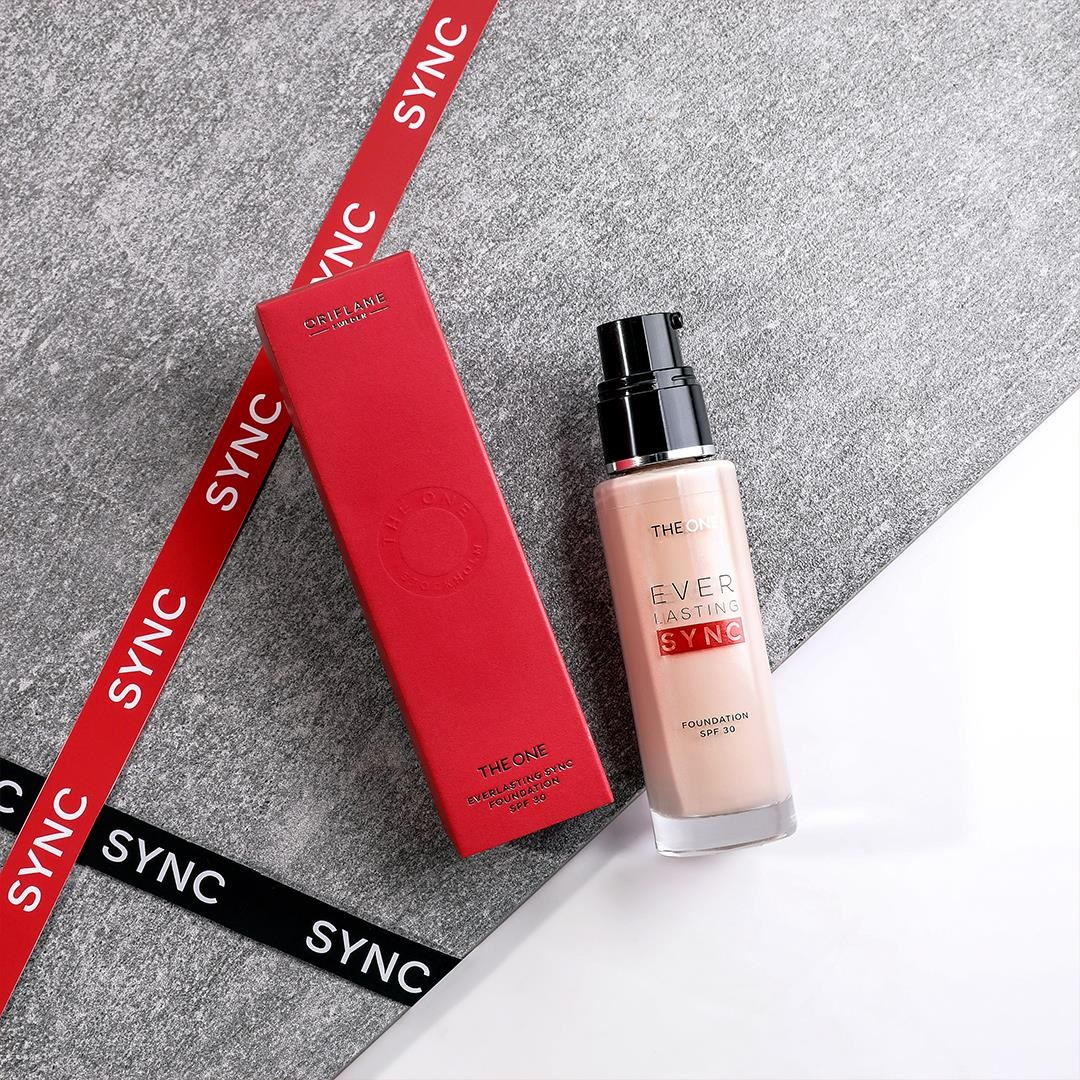 Review : Make-up Everlasting Sync The ONE