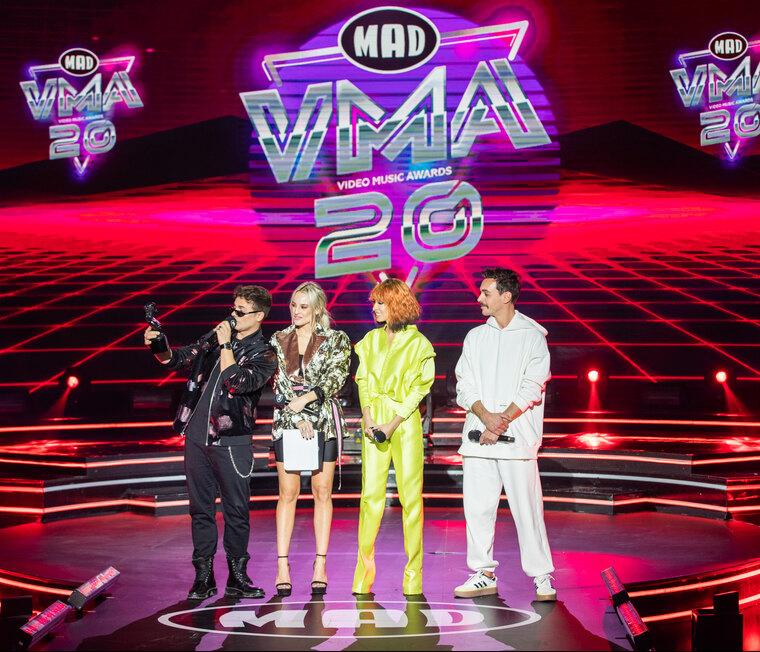 MAD VMA 2020: Έχουμε φωτογραφικό υλικό πριν την τηλεοπτική προβολή τωνβραβείων