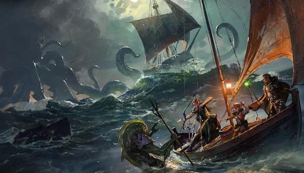 Ετοιμάζεται τηλεοπτική σειρά βασισμένη στο σύμπαν του Dungeons &Dragons