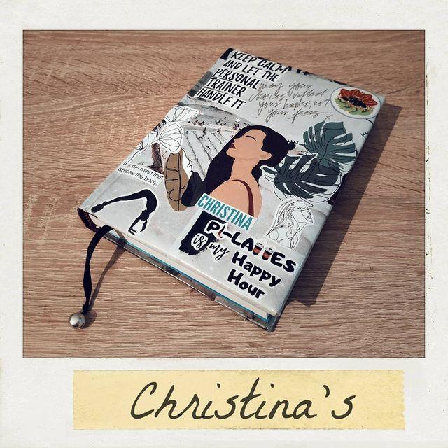 Χειροποίητα notebooks από valenashandcrafts