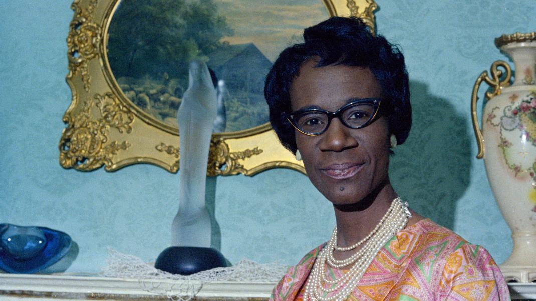 Σίρλεϊ Τσίσολμ: Η ζωή της πρώτης μαύρης γυναίκας στο Κογκρέσο γίνεταιταινία