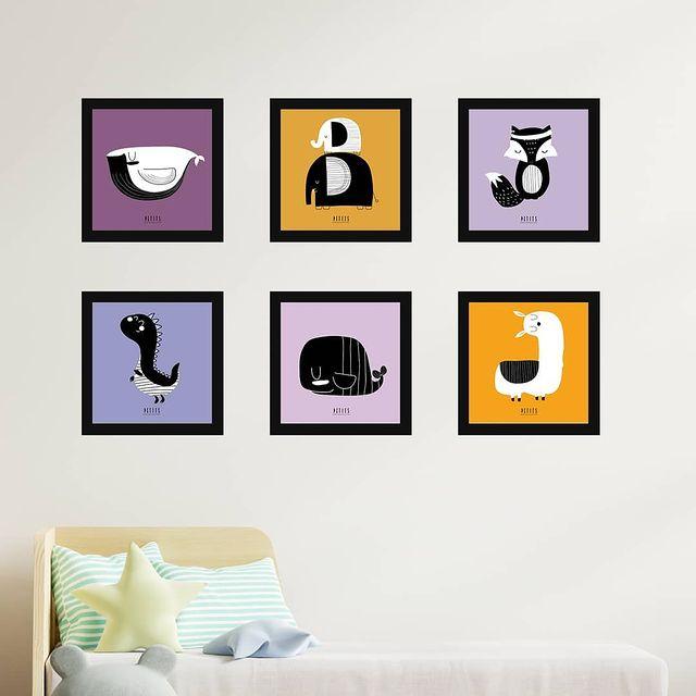Petits χειροποίητες αφίσες για τους μικρούς μαςφίλους