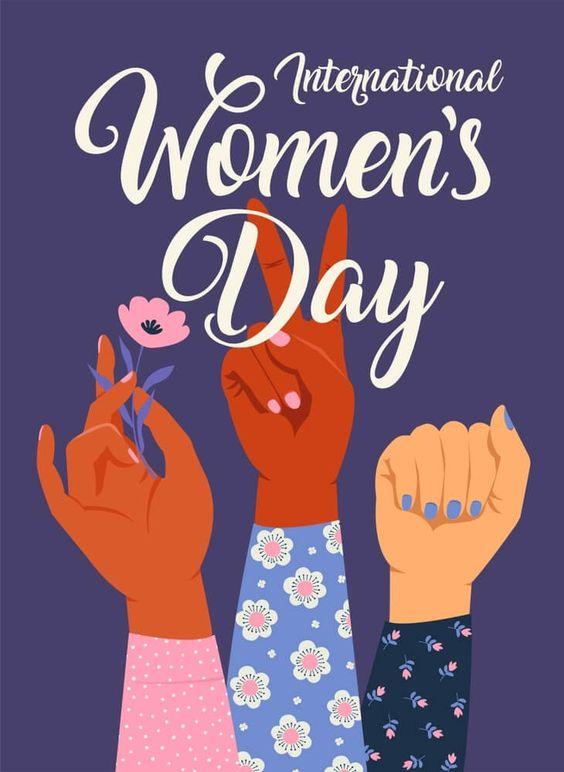 Παγκόσμια Ημέρα τηςΓυναίκας